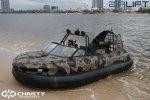 6-ти местный катер на воздушной подушке - HoverFlyer 580 | фото №9