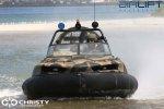 6-ти местный катер на воздушной подушке - HoverFlyer 580 | фото №12