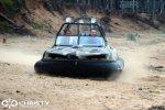 6-ти местный катер на воздушной подушке - HoverFlyer 580 | фото №21