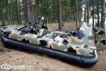 6-ти местный катер на воздушной подушке - HoverFlyer 580 | фото №23