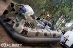 6-ти местный катер на воздушной подушке - HoverFlyer 580 | фото №24