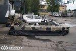 6-ти местный катер на воздушной подушке - HoverFlyer 580 | фото №37