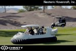Катер на воздушной подушке Neoteric Hovertrek 455 (465) | фото №3