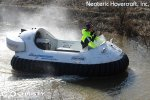 Катер на воздушной подушке Neoteric Hovertrek 455 (465) | фото №14