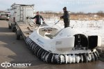 Катер на воздушной подушке Neoteric Hovertrek 455 (465) | фото №44