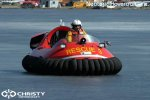 Спасательный катер на воздушной подушке Hovertrek 455 от Neoteric Hovercraft Inc | фото №21