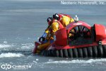 Спасательный катер на воздушной подушке Hovertrek 455 от Neoteric Hovercraft Inc | фото №27