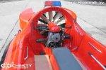 Спасательный катер на воздушной подушке Hovertrek 455 от Neoteric Hovercraft Inc | фото №1