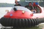 Спасательный катер на воздушной подушке Hovertrek 455 от Neoteric Hovercraft Inc | фото №44