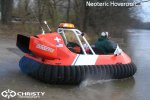 Спасательный катер на воздушной подушке Hovertrek 455 от Neoteric Hovercraft Inc | фото №13