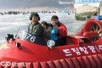 Спасательный катер на воздушной подушке Hovertrek 455 от Neoteric Hovercraft Inc | фото №5