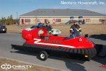 Спасательный катер на воздушной подушке Hovertrek 455 от Neoteric Hovercraft Inc | фото №15