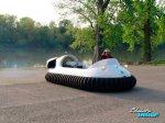 Катер на воздушной подушке - Neoteric Hovertrek 6100L | фото №4