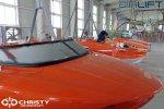 Судно на воздушной подушке - Kaiman - Airlift Hovercraft | фото №8