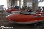 Судно на воздушной подушке - Kaiman - Airlift Hovercraft | фото №9