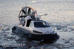 Испытание судна в сложных погодных условиях | фото №19