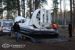 Погрузка катера на прицеп | фото №25