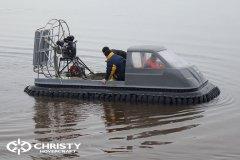 Испытание платформы Christy 555 на воде | фото №5