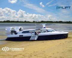 Коммерческий катер на воздушной подушке - Pioneer MK3 | фото №11