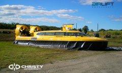 Коммерческий катер на воздушной подушке - Pioneer MK3 | фото №3