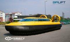 Коммерческий катер на воздушной подушке - Pioneer MK3 | фото №7