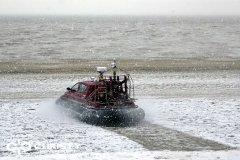 СВП рассекает снежную пургу | фото №23