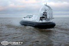 Тест драйв катера Christy | фото №1