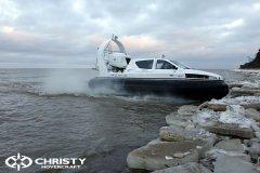 Тест драйв катера Christy | фото №3