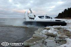Тест драйв катера Christy | фото №4