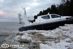 Тест драйв катера Christy | фото №5