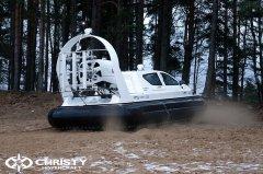Тест драйв катера Christy | фото №8