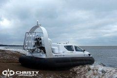 Тест драйв катера Christy | фото №9