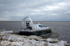 Тест драйв катера Christy | фото №10