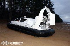 Тест драйв катера Christy | фото №13