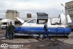 Погрузка/разгрузка судна на воздушной подушке   фото №5