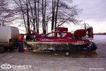 Погрузка/разгрузка судна на воздушной подушке | фото №10