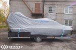 Погрузка/разгрузка судна на воздушной подушке   фото №15