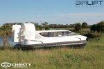 Судно на воздушной подушке Wildfire от  Airlift Hovercraft | фото №8