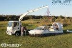Судно на воздушной подушке Wildfire от  Airlift Hovercraft | фото №29