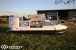 Судно на воздушной подушке Wildfire от  Airlift Hovercraft | фото №5