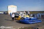 Катера на воздушной подушке Christy Hovercraft - Презентация МЧС | фото №1