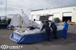Катера на воздушной подушке Christy Hovercraft - Презентация МЧС | фото №19