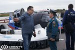Катера на воздушной подушке Christy Hovercraft - Презентация МЧС | фото №13