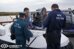 Катера на воздушной подушке Christy Hovercraft - Презентация МЧС | фото №7