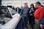 Катера на воздушной подушке Christy Hovercraft - Презентация МЧС | фото №2