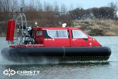 Hovercraft Christy 555 с полной кабиной | фото №20