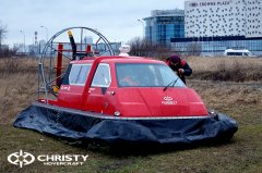 Hovercraft christy 555 full cabin | фото №1