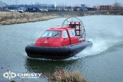 Hovercraft Christy 555 с полной кабиной | фото №6