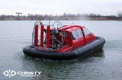 Hovercraft Christy 555 с полной кабиной | фото №9