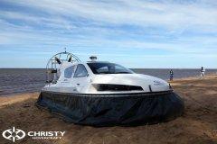 Судно на воздушной подушке Christy 6183 | фото №39